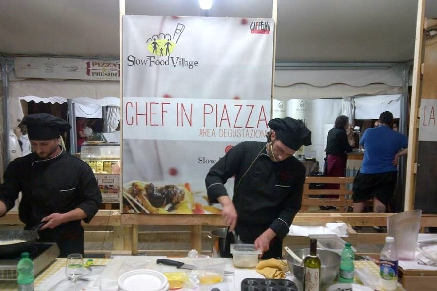 Appuntamenti: Festival Vegetariano e Slow Food Village