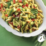 Insalata di pasta al curry